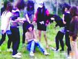 广东14岁女生遭脱衣侮辱 7名施暴女生被拘留