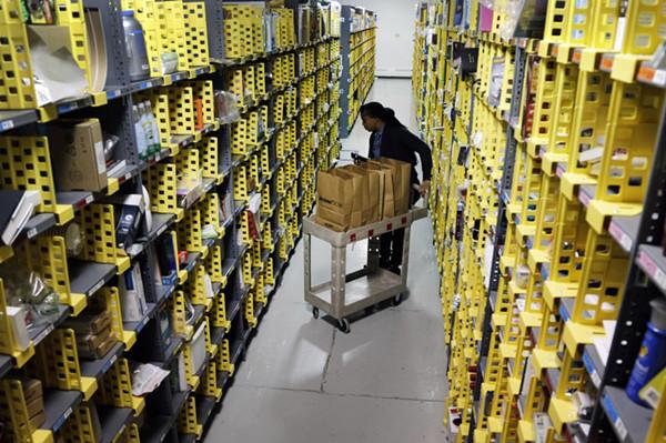 圣诞将至:看美国亚马逊如何实现1小时送货_外
