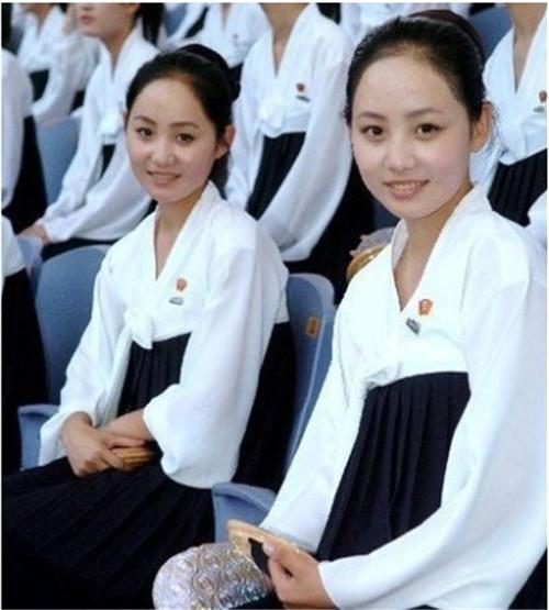 朝鲜美女_朝鲜五大国宝级美女