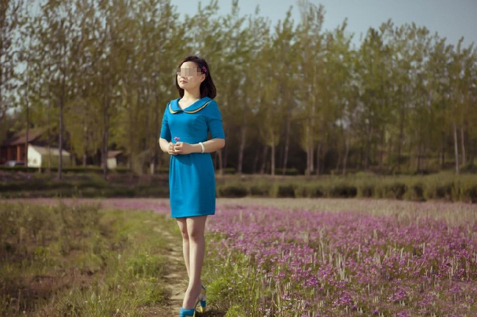 61岁信阳平桥区李春恩逼婚25岁茶艺女中原茶仙子彭晶晶|生活照