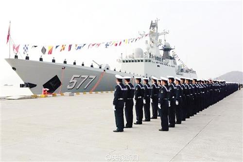 [转载]——中国新声呐领先美一代 戳破日潜艇击沉辽宁舰牛皮 - 斩云剑 - 斩云剑的博客