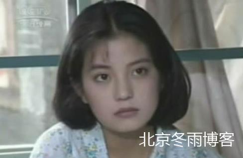 赵薇20年前青涩剧照曝光 眼睛会说话(图)