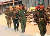 解放军备战中缅边境?