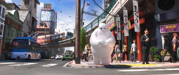 flash动画场景素材街道