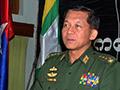 缅甸果敢决战日举行盛大阅兵 大将现场讲话