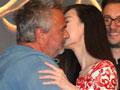 倪妮主动送吻给吕克贝松 在剧组竟是英语渣