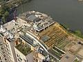 北京最牛违建业主拆了楼顶假山又种树