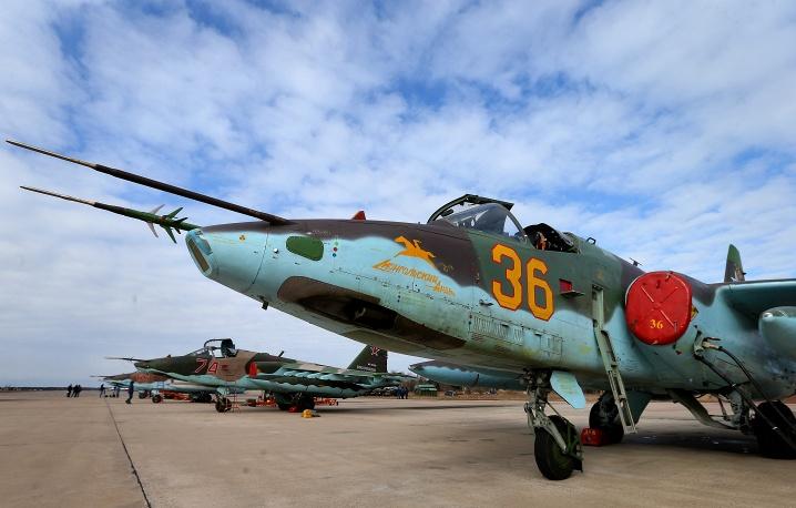 俄罗斯现役飞机