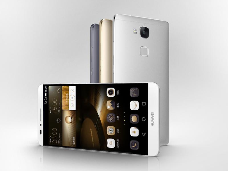 华为Ascend Mate7是华为推出的一款唯美潮流超大屏智能手机.内置