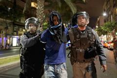 黑人示威骚乱蔓延至以色列