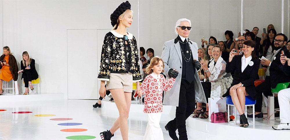 凤凰时尚直击2016早春Chanel度假系列首尔秀场