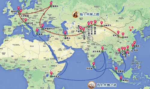 重现日不落 中国技术一带一路震撼全世界