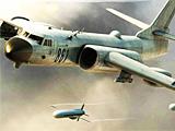 中国战机穿宫古发警告:中国有能力空袭美关岛