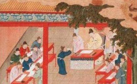 秦朝朝廷与后宫排列