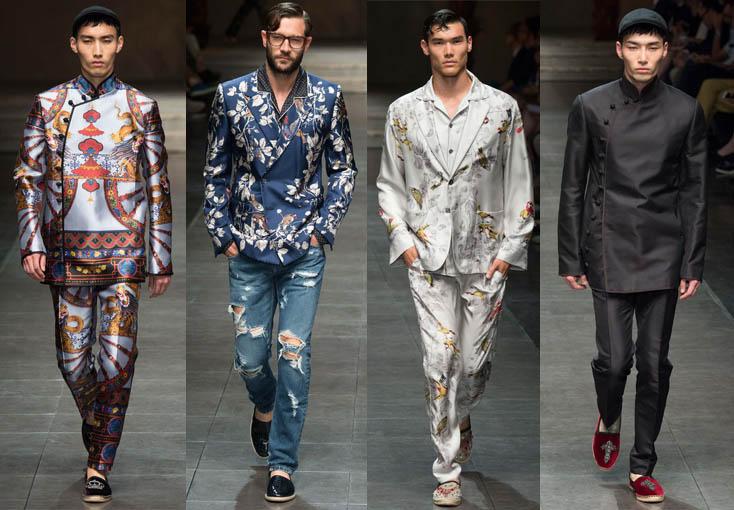 Dolce & Gabbana发布