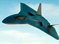 欧洲军工企业发布六代战机视频 机身呈菱形