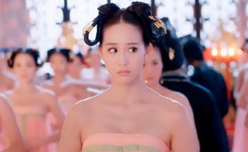 台湾第一气质美女张钧甯代言游戏
