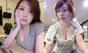 台湾25岁Showgirl走红 又白又大脸又正
