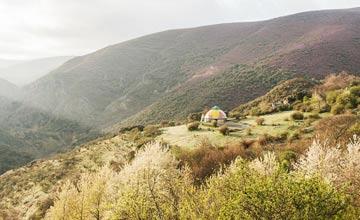 被遗忘的生态山村如世外桃源 仅60人居住