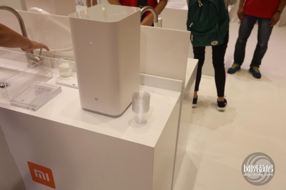 小米新品发布会 网友:净水器只卖1299元好便宜
