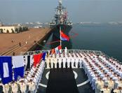 中俄南海军演或损华一利益 专家:最好别搞