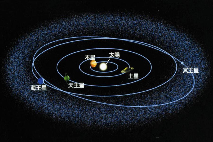 """2011年科学家们重新测算了阋神星直径,发现阋神星实际上比冥王星要小,冥王星被""""冤枉""""了(但阋神星质量仍比冥王星大)。当初打赌要吃掉望远镜的迈克尔·布朗不但没有遵守约定,反而写了本《我怎样杀死了冥王星以及为何它活该被宰》的书。"""