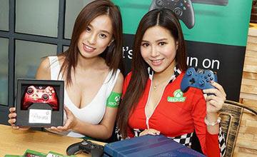 直击香港的动漫电玩节 也要靠Showgirl来吸睛