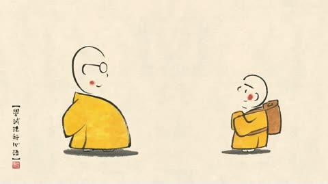 学诚法师心语----禅与动漫的传奇