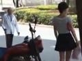 江西单身女性遭飞车抢夺被拽倒 头部撞地身亡
