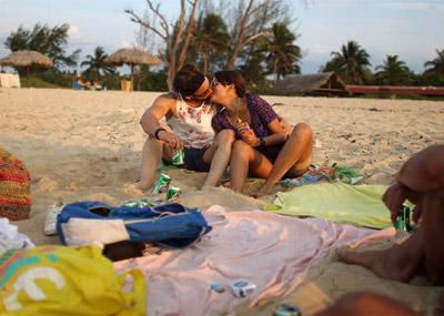古巴青年的生活