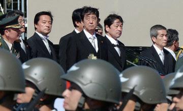 凤凰军机处:中国若不扎紧自家篱笆 日本会重来
