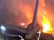 飞行员失误致数十人瞬间毙命