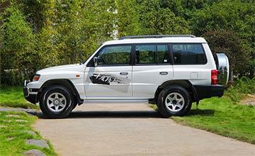 越野能力超强悍的硬派SUV 最低售价不足12万