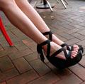 黑客女神的高跟鞋