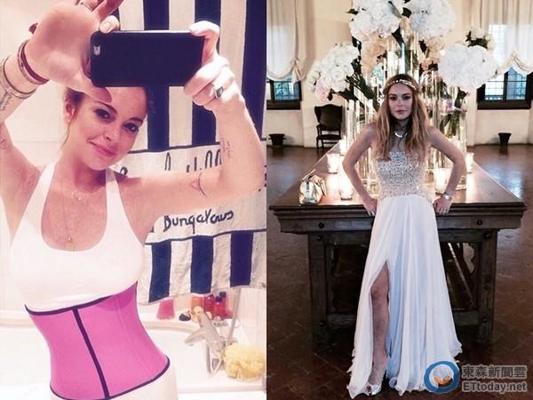 【最新爆料!】美女星參加婚禮脫衣裸奔 狂喊「我被下藥了」(圖)