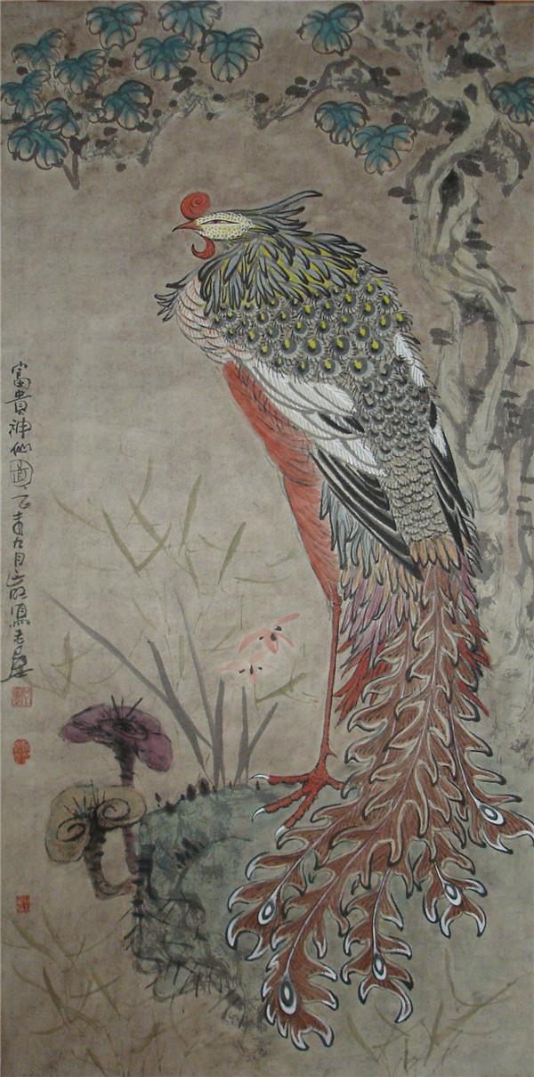 吕正明:中国书画艺术的传承与发展_凤凰讲堂图片