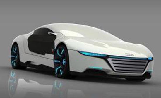 脑洞大开 奥迪概念车上那些瞄准未来的设计!