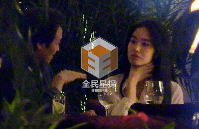 【最新爆料!】劉亦菲幹爹與「翻版愛女」約會 激吻纏綿(圖)