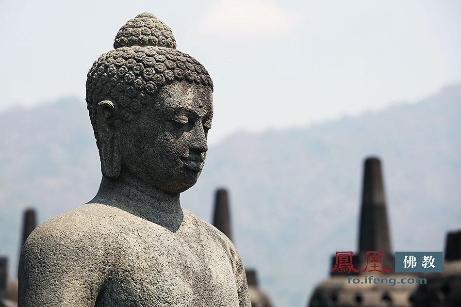 明贤法师解密印尼金字塔:婆罗浮屠的寂灭和重