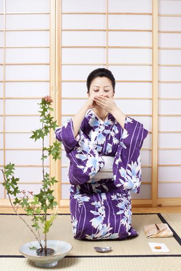 日本女性的温柔是天生的吗?