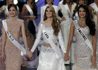 2015委内瑞拉小姐
