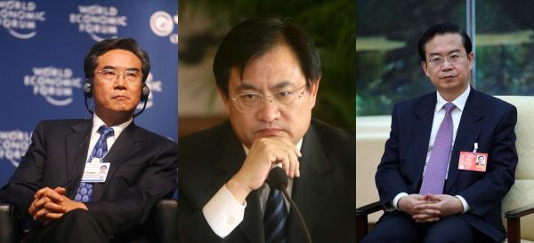 中石化连续3任总经理被查:陈同海王天普苏树林均落马