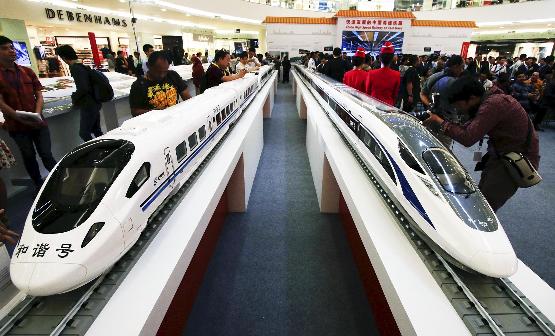 印尼高铁内幕:中国提供贷款 日本败在太过自信