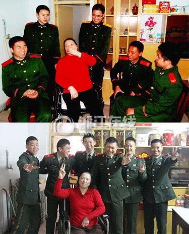 宁波消防连续32年照顾瘫痪老人被美国人拍成微电影_凤凰资讯wfh是什麼