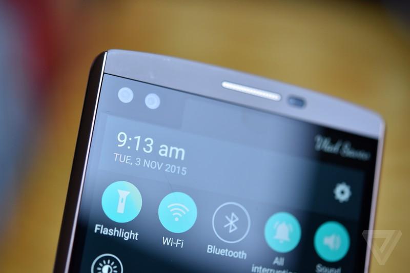 手机发烧友的高级玩具:LG V10详细评测的照片 - 12
