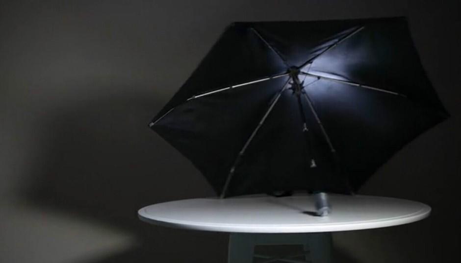 柏树一样坚固的3D打印雨伞 配独立悬架系统的照片 - 22