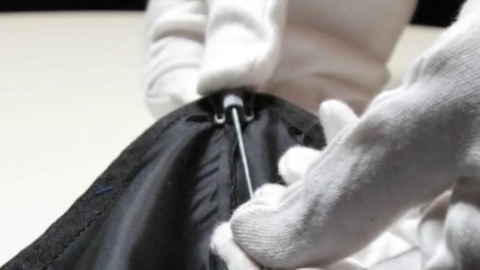 柏树一样坚固的3D打印雨伞 配独立悬架系统的照片 - 18