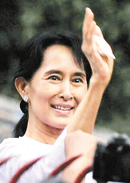缅甸举行历史性大选 昂山称幕后执政引争议