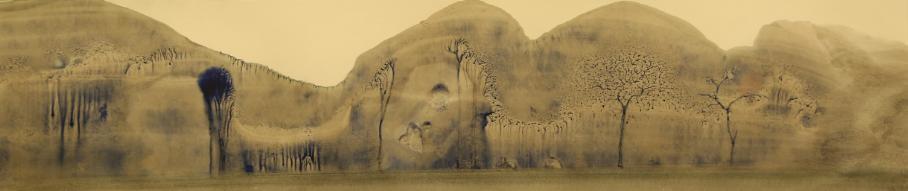 作为画家的木心:重新界定中国画的另类