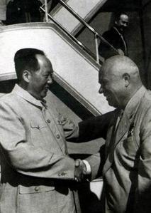 毛泽东如何评论赫鲁晓夫
